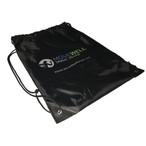 MoveWell Drawstring Bag for Corrective Exercise and Functional Movement