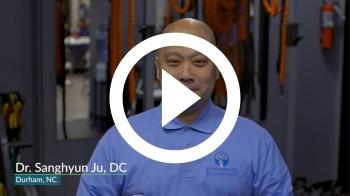 Durham Chiropractor Sanghyun Ju MoveNow University Testimonial