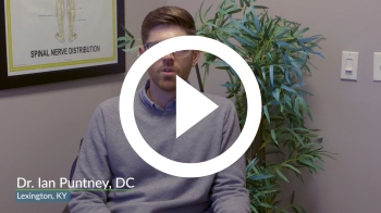 Lexington Chiropractor Ian Puntney MoveNow University Testimonial