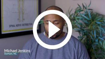 North Carolina Exercise Therapist Michael Jenkins MoveNow University Testimonial